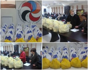 Humanitatian aid - Aleppo CCO