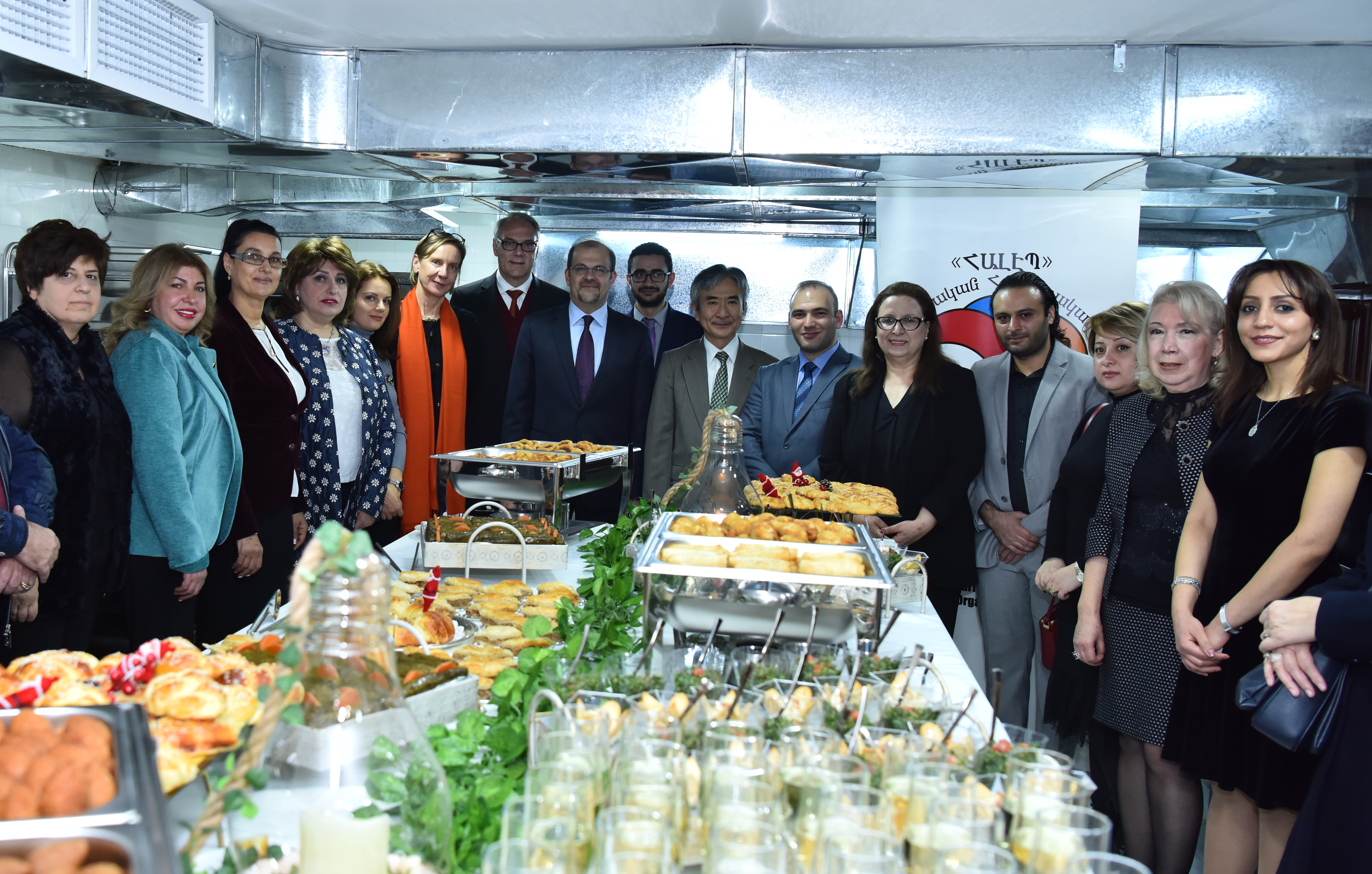 Aleppo Cuisine Center Opens Its Doors to Ensure Permanent